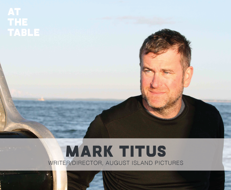 Mark Titus At The Table Podcast