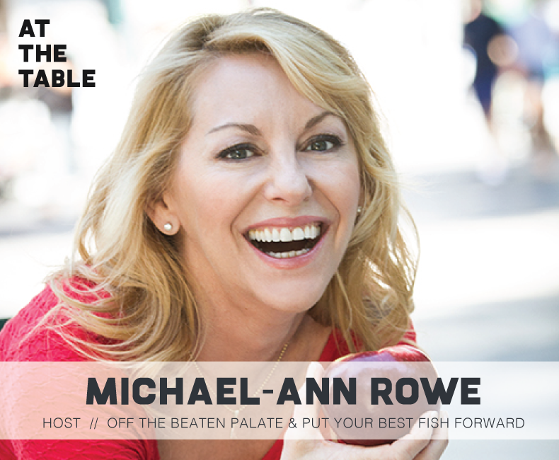 Michael Ann Rowe headshot for At The Table Podcast