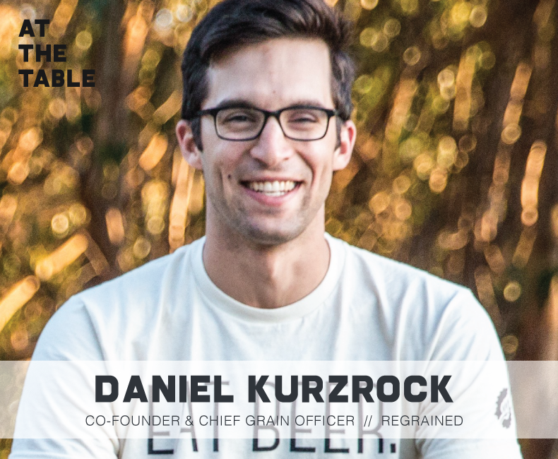 Daniel Kurzrock on At The Table Podcast